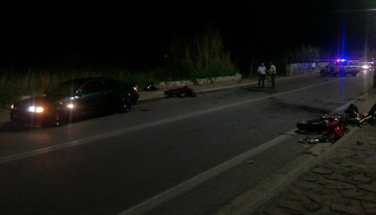 Λέσβος: Ανείπωτη τραγωδία! Τρεις νεκροί σε φοβερό τροχαίο στην Παναγιούδα