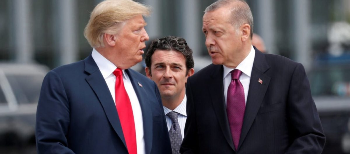 Λευκός Οίκος: «Το τηλεφώνημα Τραμπ-Ερντογάν ήταν μια απογοήτευση και θα είναι η τελευταία επικοινωνία των 2 προέδρων»