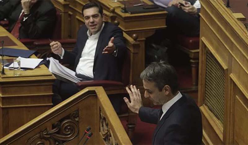 Μητσοτάκης στον Τσίπρα για την πρόσκληση σε debate: «Θα γίνει όταν…»