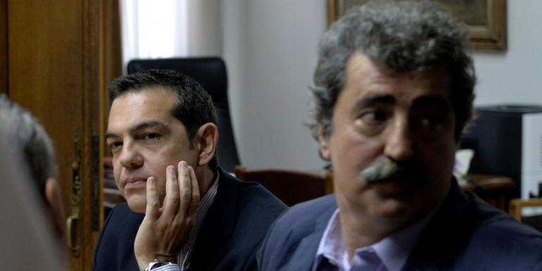 «Διεύρυνση με Πολάκη δεν γίνεται» -Εξαλλοι βουλευτές και υποψήφιοι του ΣΥΡΙΖΑ