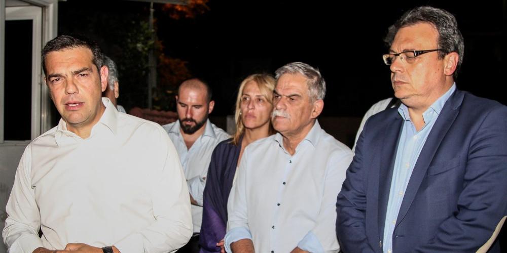 Τόσκας για νεκρούς στο Μάτι: Ηταν ασαφείς οι πληροφορίες και για αυτό δεν είπα τίποτα στον Πρωθυπουργό