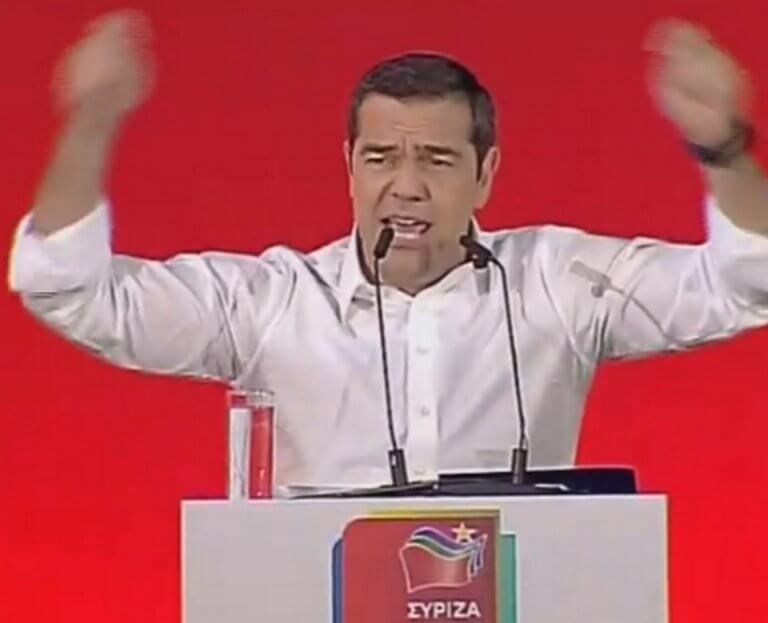 Εκλογές 2019 – Live ο Αλέξης Τσίπρας από την Θεσσαλονίκη