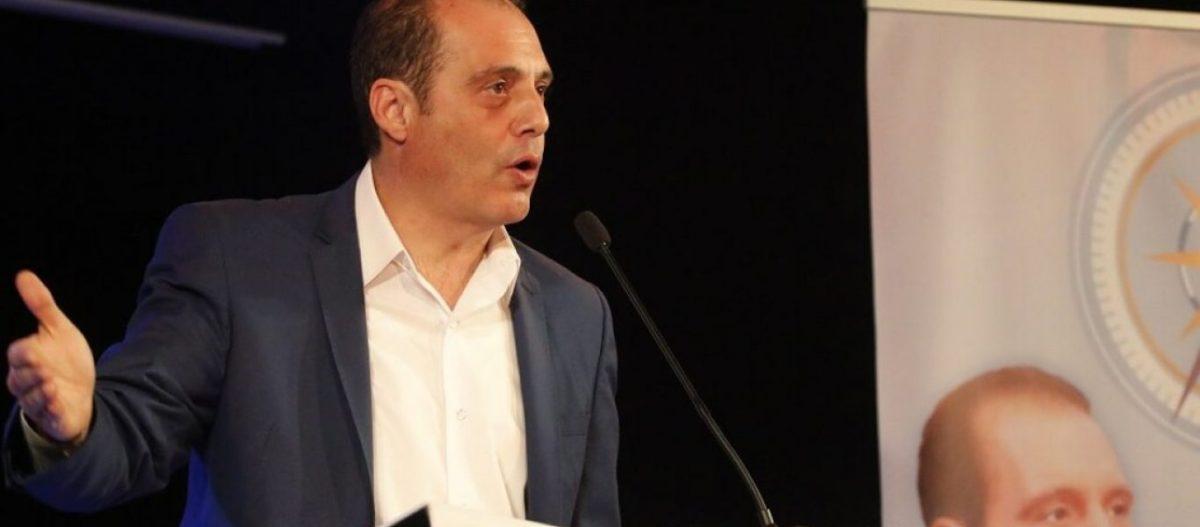 Κ.Βελόπουλος: Τι απάντησε όταν τον ρώτησαν αν πήρε ψήφους από την Χρυσή Αυγή;