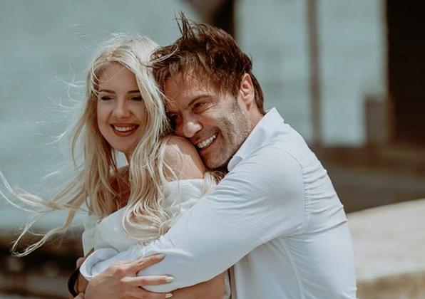 Τζώρτζογλου – Μαριόλα: Το pre-wedding party και οι τελευταίες ετοιμασίες πριν το γάμο