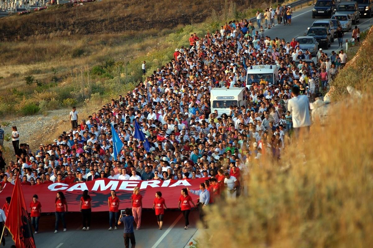 Προκαλούν οι Τσάμηδες – Ετοιμάζουν διαμαρτυρία για τη «γενοκτονία από τους Έλληνες»