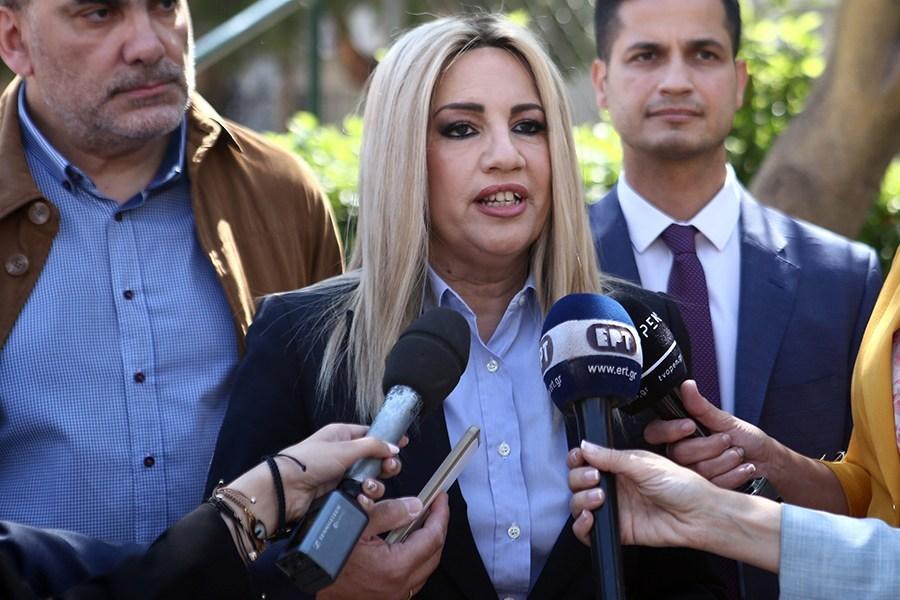 Άστραψε και βρόντηξε η Γεννηματά: Είδατε μόνο την αρχή – Ο κ. Βενιζέλος γιατί δεν πάει να ζητήσει την ψήφο των πολιτών;
