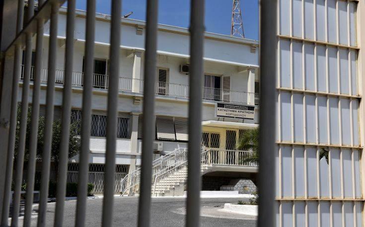 Μπήκαν ΜΑΤ και ΕΚΑΜ στις φυλακές Κορυδαλλού για τις άγριες συγκρούσεις