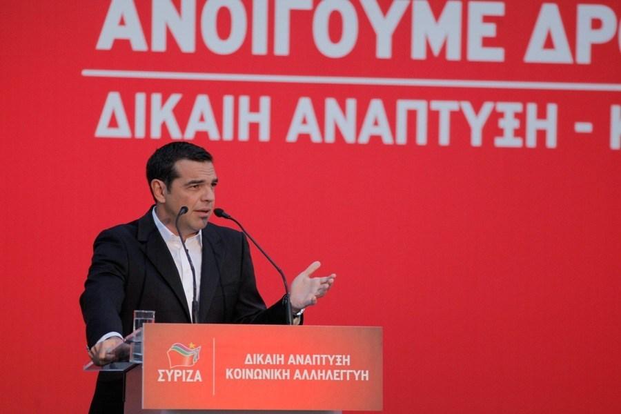 Συνολικό πρόγραμμα διακυβέρνησης έως το 2023 παρουσιάζει απόψε ο Τσίπρας