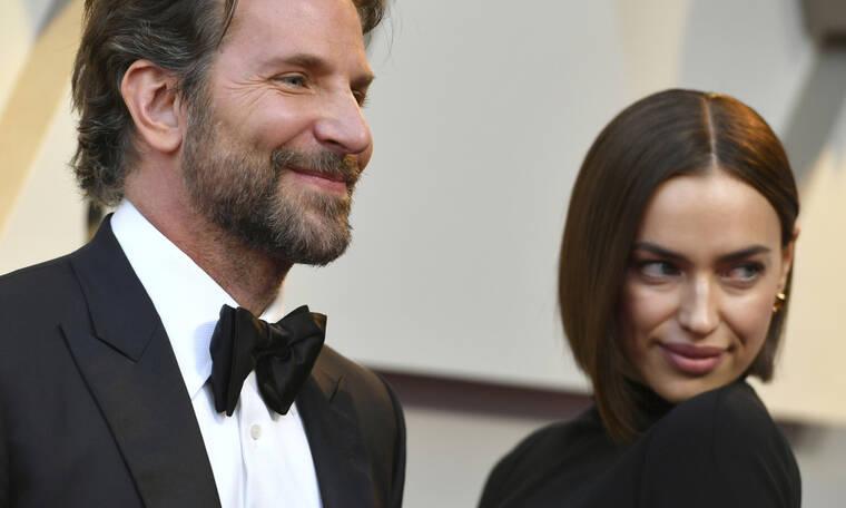 Είναι επίσημο! Ένα βήμα πριν τον χωρισμό ο Bradley Cooper με την Irina Shayk