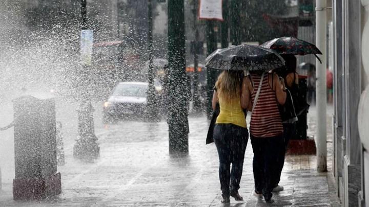 Έκτακτο δελτίο επιδείνωσης του καιρού – Έρχονται βροχές και καταιγίδες