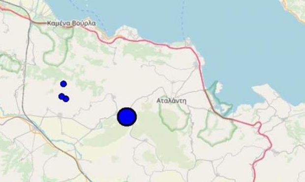 Σεισμός 4,1 Ρίχτερ στην Αταλάντη - Οι εκτιμήσεις του Ευθύμιου Λέκκα