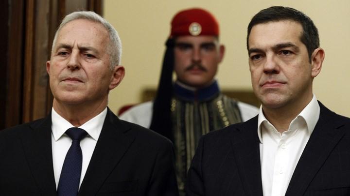 Ο Αποστολάκης δεν θα είναι υποψήφιος στις εθνικές εκλογές – Συναντήθηκε με τον Τσίπρα