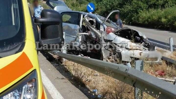 Νέες πληροφορίες για το τροχαίο δυστύχημα στη Φθιώτιδα: Τα δύο αδέλφια πήγαιναν για μπάνιο με το αυτοκίνητο του παππού τους