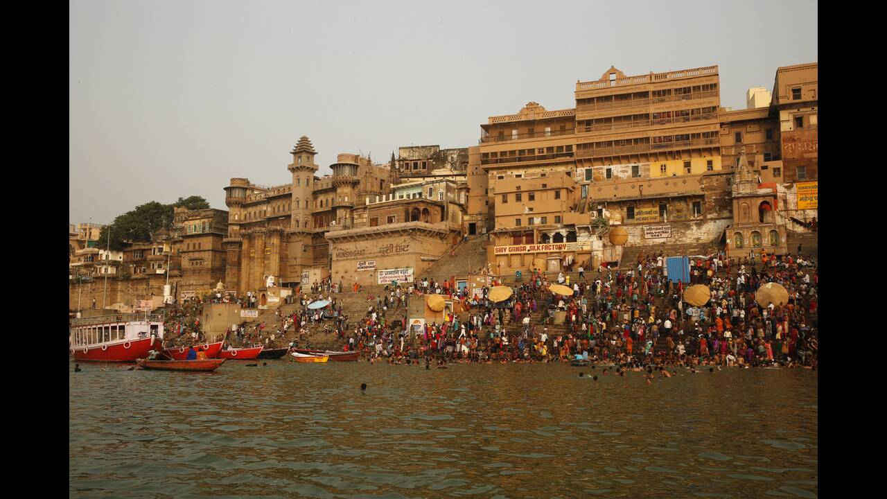 Varanasi: Η ινδική πόλη του… θανάτου