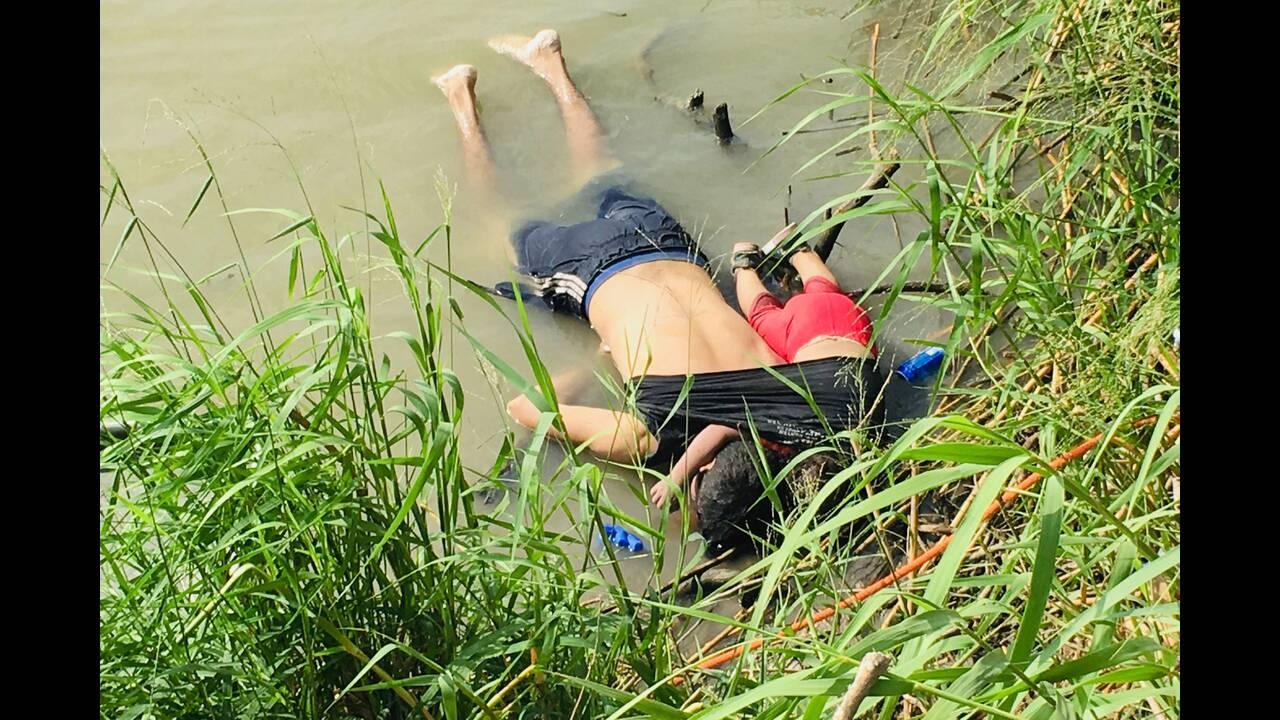 Το ατέρμονο προσφυγικό δράμα: Πατέρας και κόρη νεκροί στην αναζήτηση του αμερικανικού ονείρου