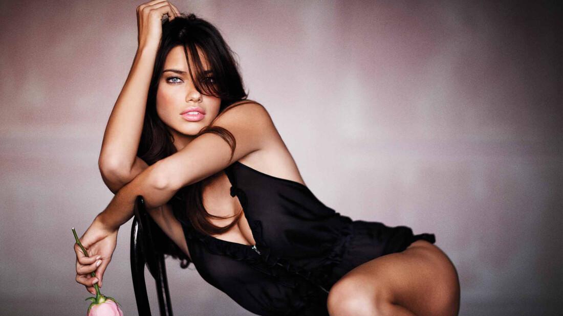 Όσο πλησιάζει τα 40, η Adriana Lima ομορφαίνει και περισσότερο