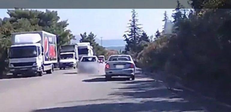 Κρήτη: Οδηγός για… ισόβια χωρίς δεύτερη κουβέντα! | Δείτε το πρωτοφανές ΒΙΝΤΕΟ