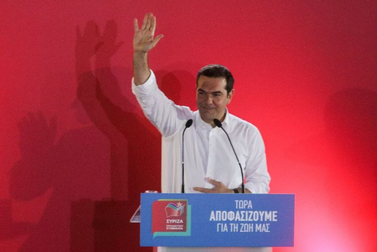 Ανδρέας Παπανδρέου: Δείτε τα tweets που ανέβασε γι αυτόν ο Αλέξης Τσίπρας