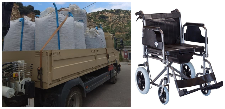 Ρέθυμνο: Συγκέντρωσαν 5 τόνους καπάκια και αγόρασαν αναπηρικά αμαξίδια! | ΦΩΤΟ