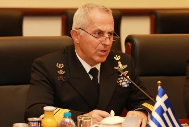 Αποστολάκης σε Ακάρ: «Θέλουμε ειρήνη, αλλά δεν υποχωρούμε από την υπεράσπιση κυριαρχικών μας δικαιωμάτων»