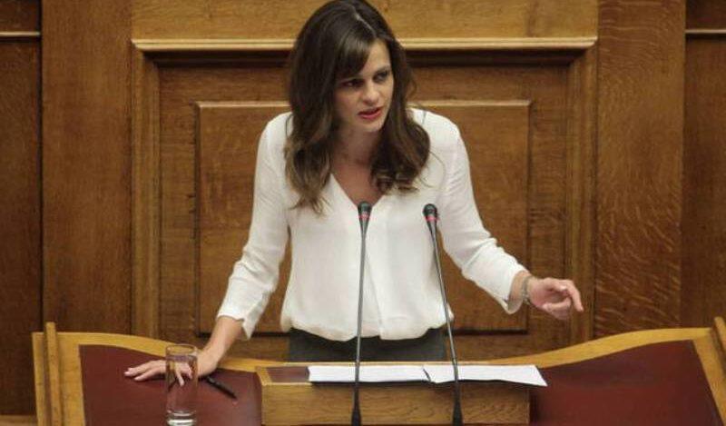 Εθνικές Εκλογές 2019: Η Ε.Αχτσιόγλου αναλαμβάνει εκπρόσωπος του ΣΥΡΙΖΑ