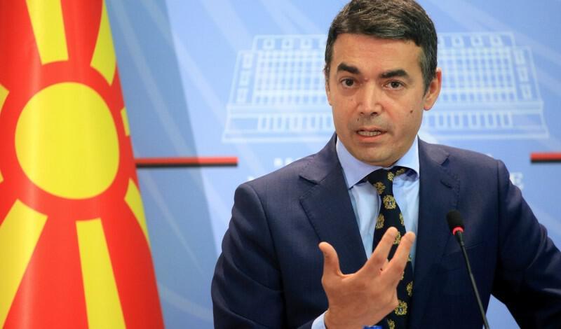 Ντιμιτροφ: Ζητά εκκίνηση των ενταξιακών διαπραγματεύσεων Σκοπίων και Βρυξελλών πριν το τέλος του 2019