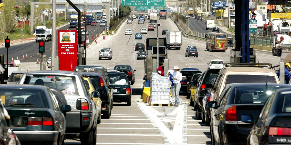 Αυξήσεις τιμών στα διόδια της Αττικής Οδού από την 1η Ιουλίου – Δείτε αναλυτικά το τι θα ισχύσει