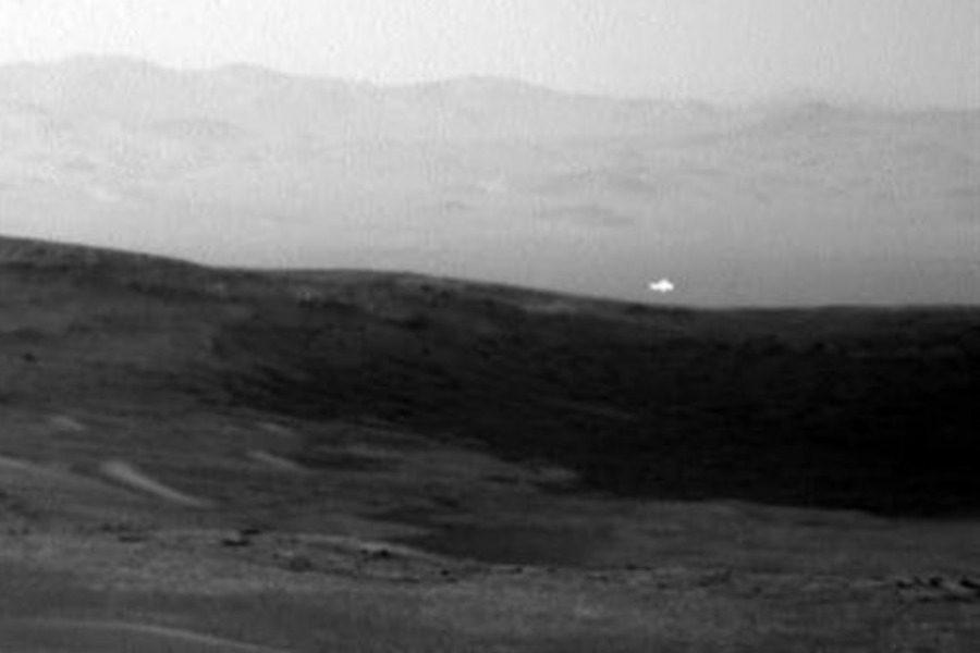Εξωγήινοι στον Αρη; Η φωτογραφία της NASA που σόκαρε τον κόσμο