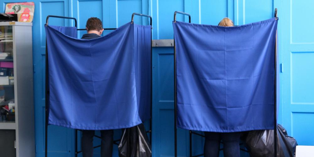 Εκλογές 2019: Πιάστηκαν στα χέρια εκλογικοί αντιπρόσωποι για την ψήφο ενός παππού