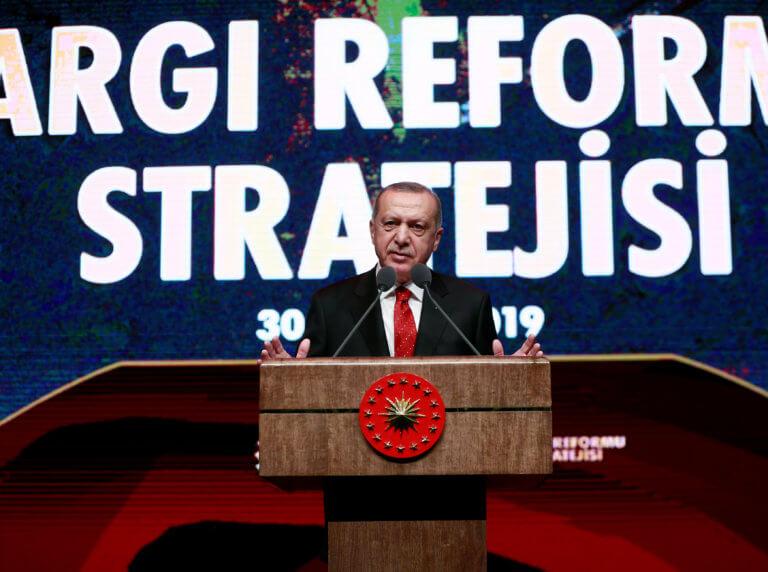Στην ΕΕ η προκλητικότητα του Ερντογάν για την κυπριακή ΑΟΖ!