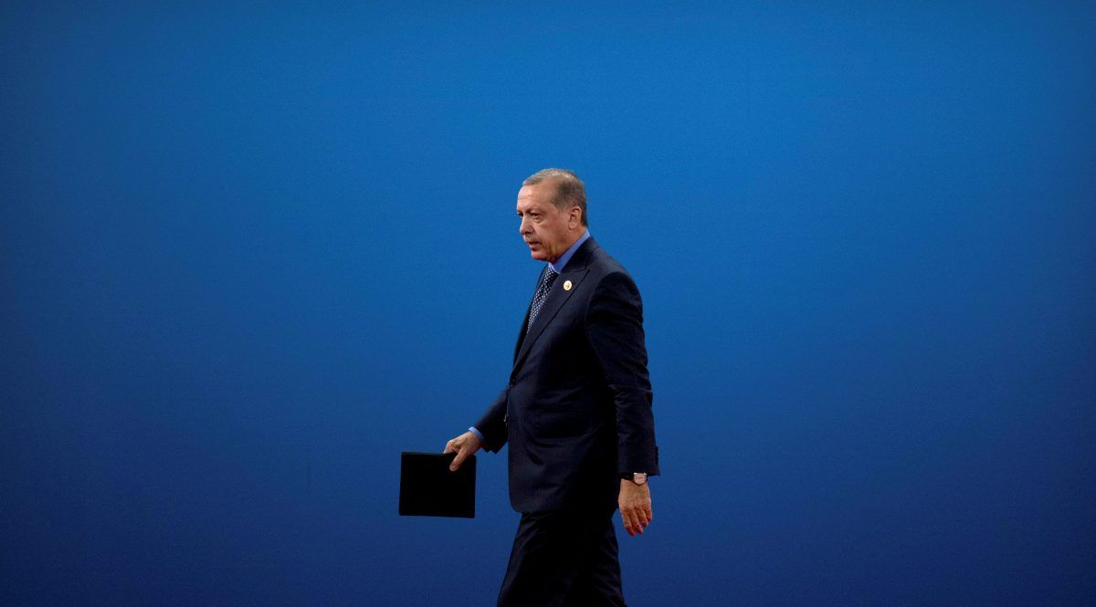 Προκλητικός ξανά ο Ερντογάν: «Μας κάνουν τους μάγκες, αλλά εμείς συνεχίζουμε»