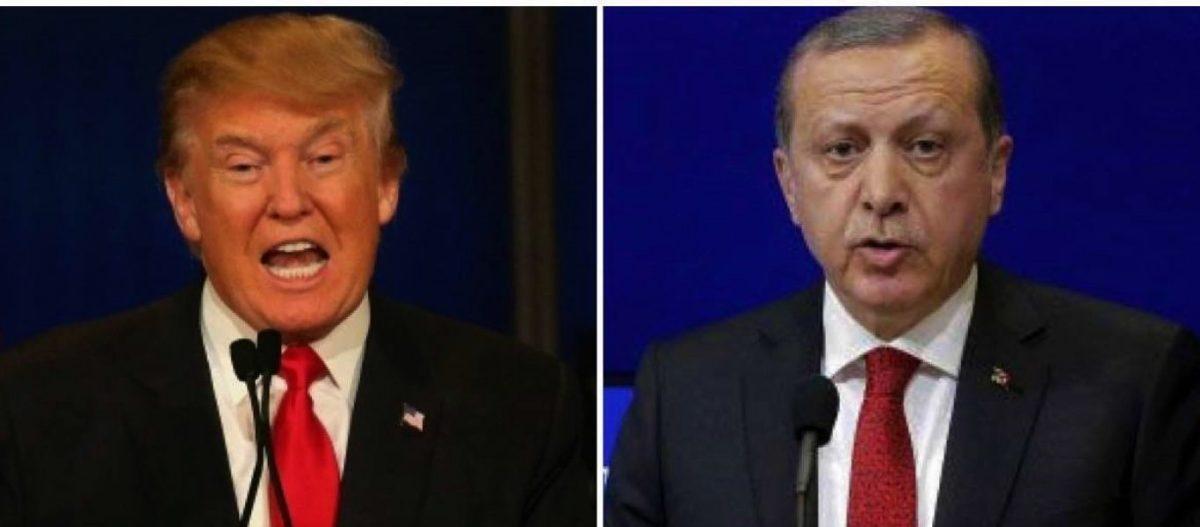 Ο Τραμπ «τρολάρει» τους υποστηρικτές των Κούρδων: «Μήπως θέλετε να κάνουμε και πόλεμο με την Τουρκία»;