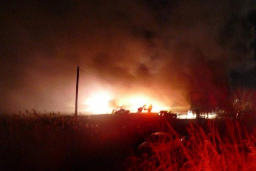 Κάρυστος: Νύχτα αγωνίας ‑ Μαίνεται μεγάλη φωτιά