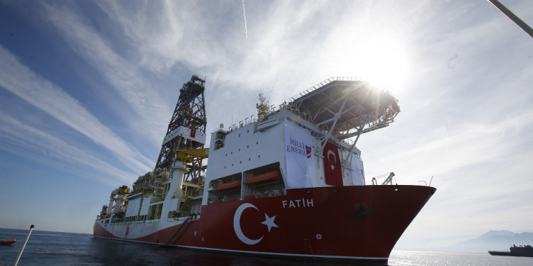 ΗΠΑ προς Αγκυρα: Ιδιαίτερα προκλητικό βήμα η γεώτρηση στην κυπριακή ΑΟΖ