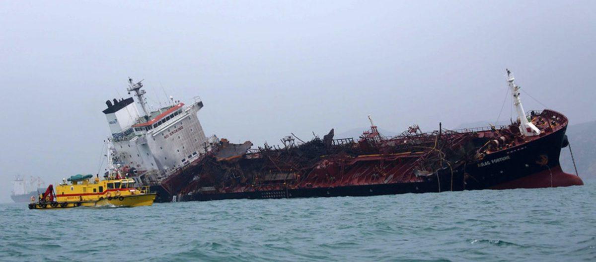 EKTAKTO: Επίθεση σε 2 τάνκερ στον Περσικό Κόλπο – «Τα τορπίλισαν» λένε τα ΗΑΕ