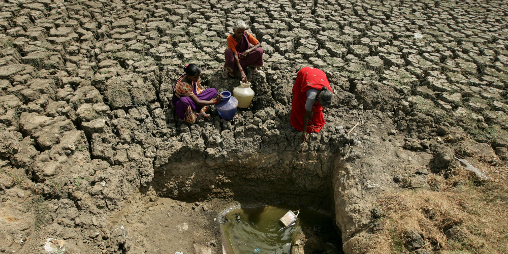 Καίγεται η Ινδία: 78 νεκροί από τον καύσωνα – Δεν πέφτει κάτω από τους 45 βαθμούς η θερμοκρασία