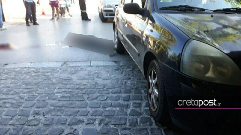 Τραγωδία στο Ηράκλειο: Έπεσε από τα Ενετικά Τείχη και σκοτώθηκε!