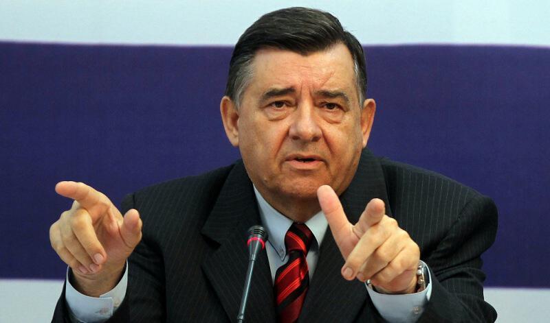 «Βόμβες» Καρατζαφέρη: «Αν δεν υπήρχε ο… δεν θα είχε 'φαγωθεί' ο Βενιζέλος – Η Φώφη δεν έχει το σθένος να…»»