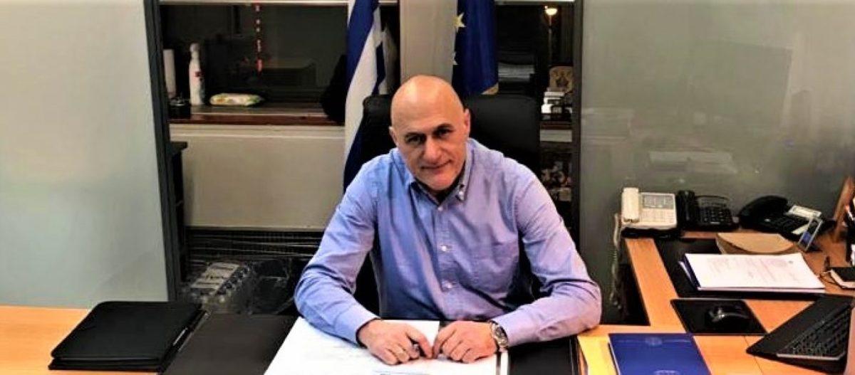 O διώκτης του εγκλήματος Βασίλης Καριανάκης υποψήφιος με την Ελληνική Λύση στο Νότιο Τομέα Αττικής