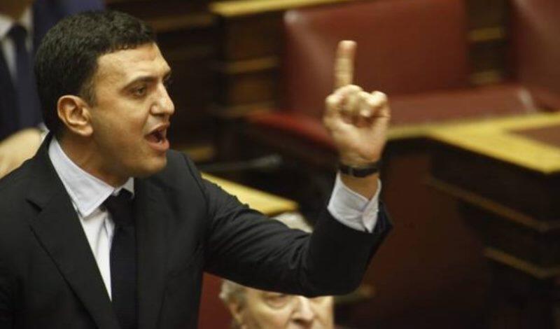 Κικίλιας για Τασία Χριστοδουλοπούλου: Ζήτησε συγγνώμη από τον ΣΥΡΙΖΑ, όχι από τον λαό