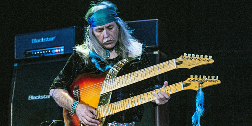 Στη Ρόδο ο κιθαρίστας των Scorpions!