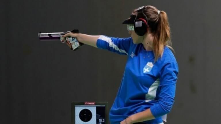 «Χρυσή» η Κορακάκη στο Μινσκ! Δεύτερο μετάλλιο για την Ελληνίδα αθλήτρια