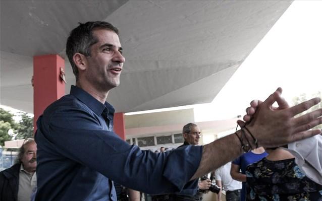 Αθήνα: Πρωτιά του Κ. Μπακογιάννη με 65,2% σύμφωνα με την εκτίμηση αποτελέσματος