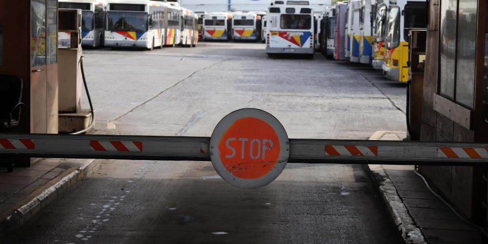 Ταλαιπωρία και οργή στις στάσεις του ΟΑΣΘ: Μόνο 300 από τα 520 λεωφορεία κυκλοφορούν!
