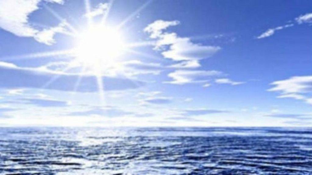 Ο καιρός στην Κρήτη: Ηλιοφάνεια με αραιές νεφώσεις