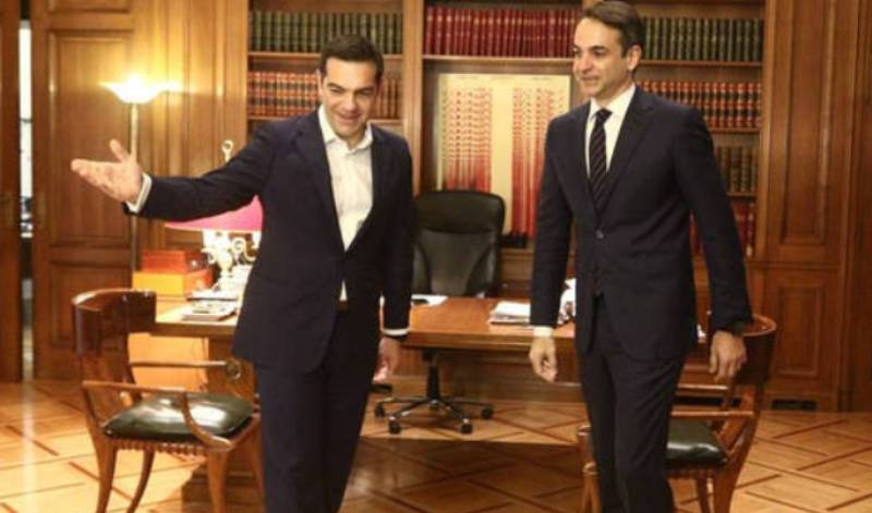 Δημοσκόπηση Interview: Αυτοδυναμία ΝΔ -Στο 11,8% η διαφορά με ΣΥΡΙΖΑ