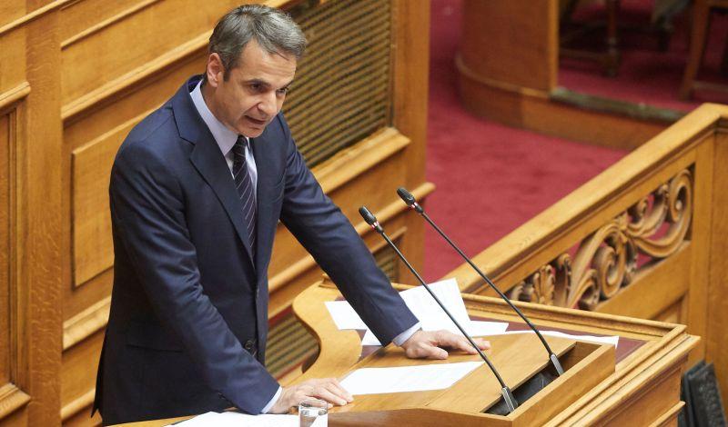 Μητσοτάκης: Η Ελλάδα δεν αντέχει άλλη τετραετία στασιμότητας
