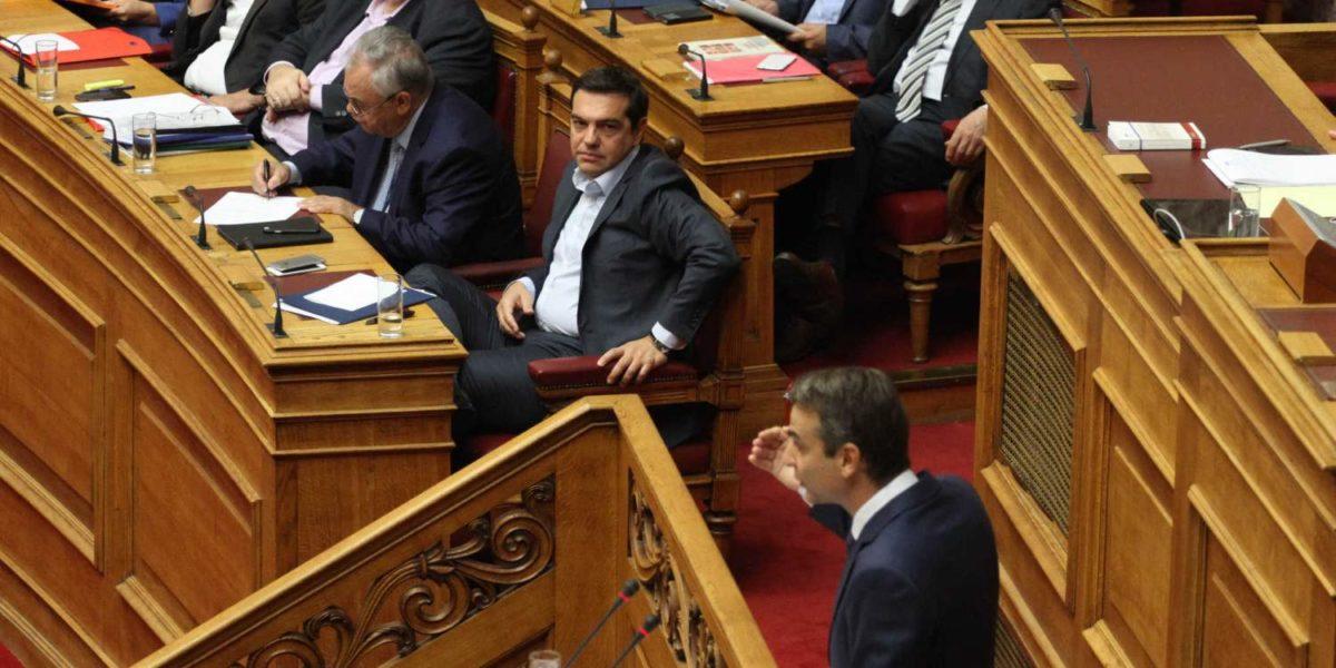 Πόλεμος ΣΥΡΙΖΑ-ΝΔ για το ντιμπέιτ που δεν θα γίνει – Ποιοι θα συμμετάσχουν σε αυτό που θα πραγματοποιηθεί