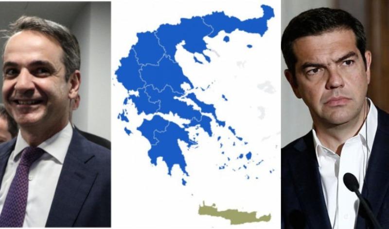 """Οι πολίτες έστειλαν """"το μήνυμα της εξόδου στο ΣΥΡΙΖΑ"""""""