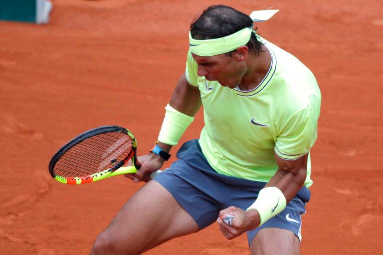 Roland Garros: Ναδάλ, ο «βασιλιάς» του χώματος! Σήκωσε το 12ο κι έγραψε ιστορία